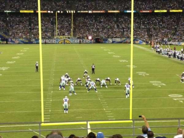 SDCCU Stadium, section: P51, row: 13, seat: 3