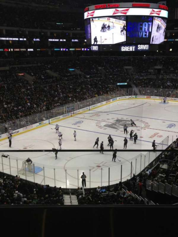 Staples Center, section: SUITE B24, row: B, seat: 24