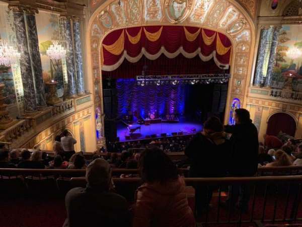 The Fillmore Detroit, section: Lower Balcony, row: C, seat: 10
