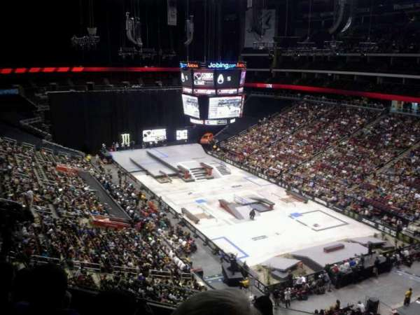 Gila River Arena, section: 226, row: E, seat: 11