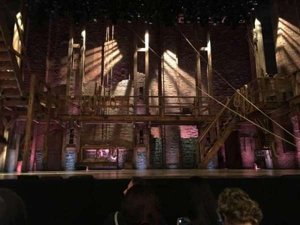 Richard Rodgers Theatre, section: Orchestra C, row: C, seat: 107