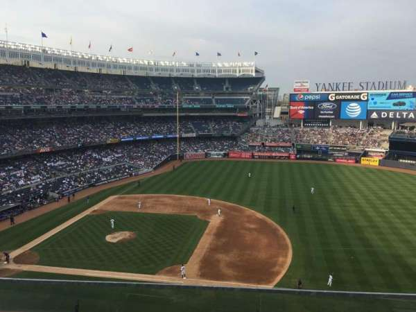 Yankee Stadium, section: 314, row: 2