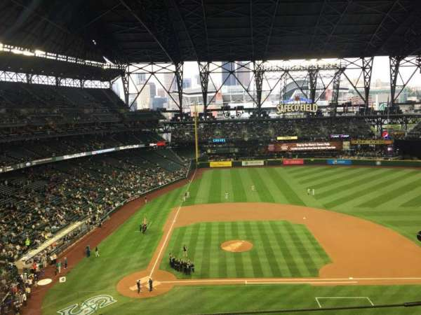 T-Mobile Park, section: 325, row: 10
