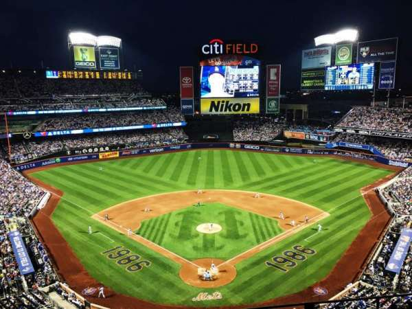 Citi Field, section: 514, row: 3, seat: 10
