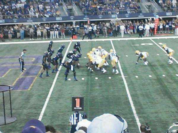 AT&T Stadium, section: 142, row: 13, seat: 4
