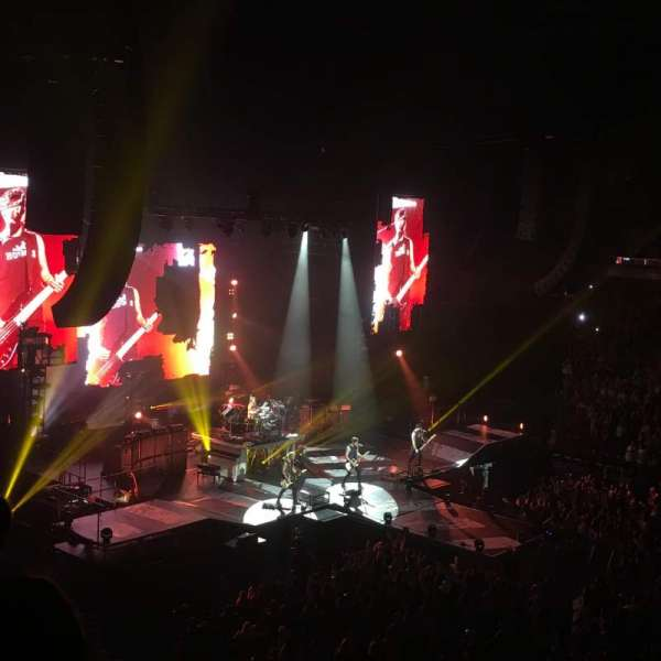 Mohegan Sun Arena, section: 117, row: C, seat: 9