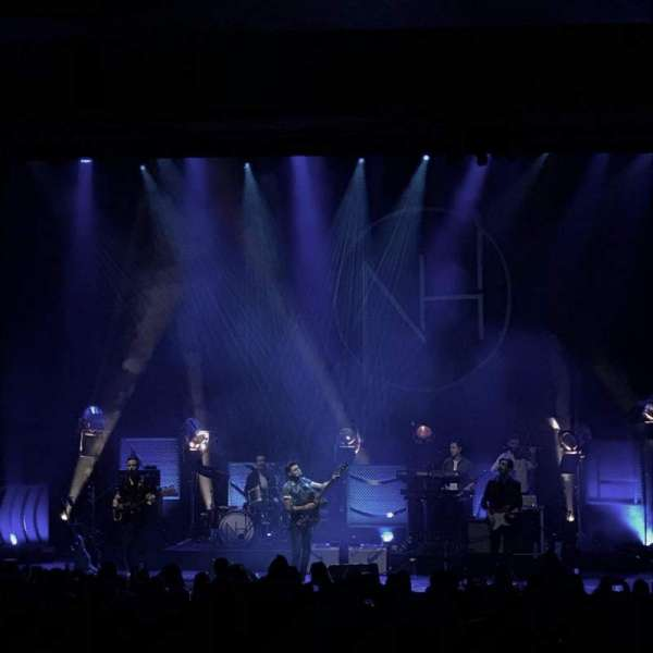 Orpheum Theatre (Boston), section: Orchestra RC, row: Q, seat: 108