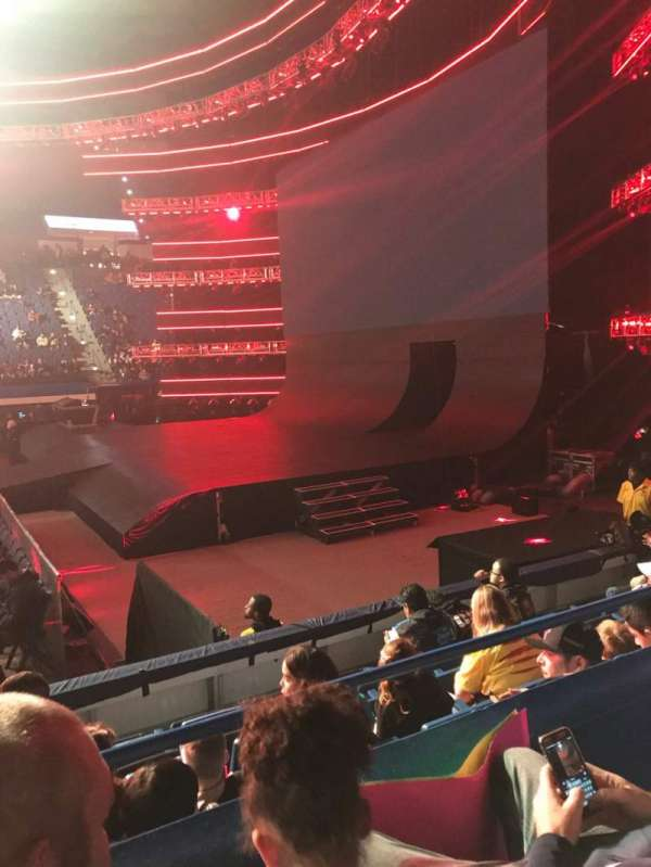 XL Center, section: 114, row: H, seat: 15