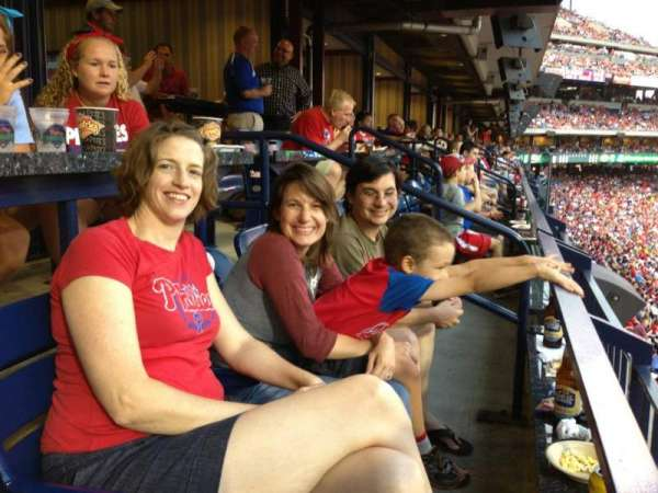 Citizens Bank Park, section: Suite 28
