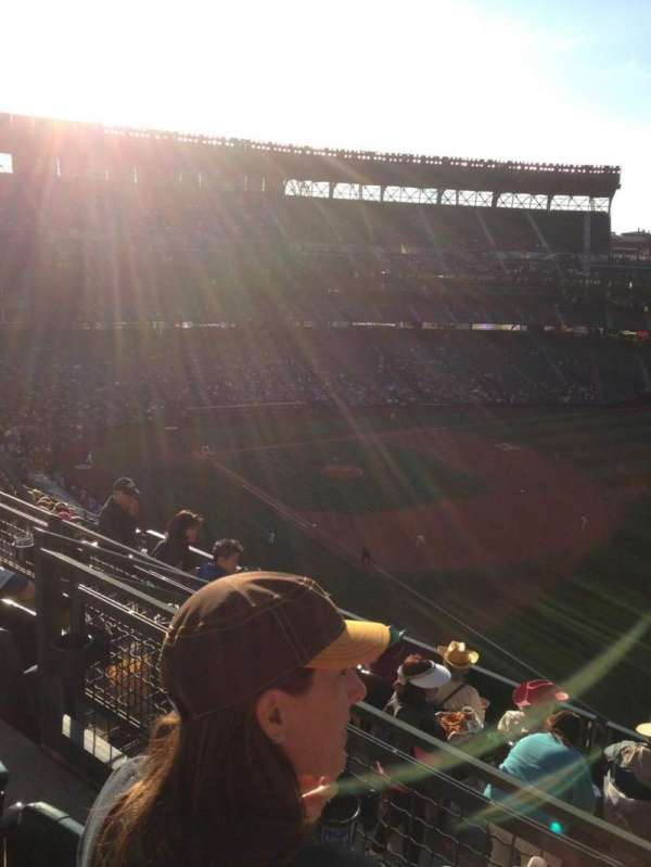T-Mobile Park, section: 315, row: 111, seat: 7