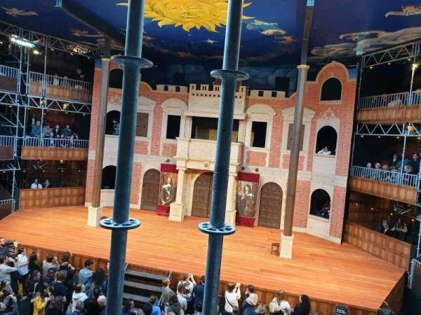 Pop-Up Globe Theatre (Perth Western Australia), section: Mid Level G, row: B, seat: 35