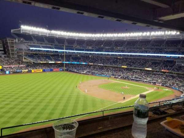 Yankee Stadium, section: Suite 62, row: 2, seat: 21