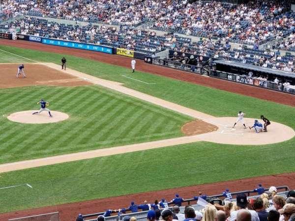 Yankee Stadium, section: 226W, row: 20, seat: 9