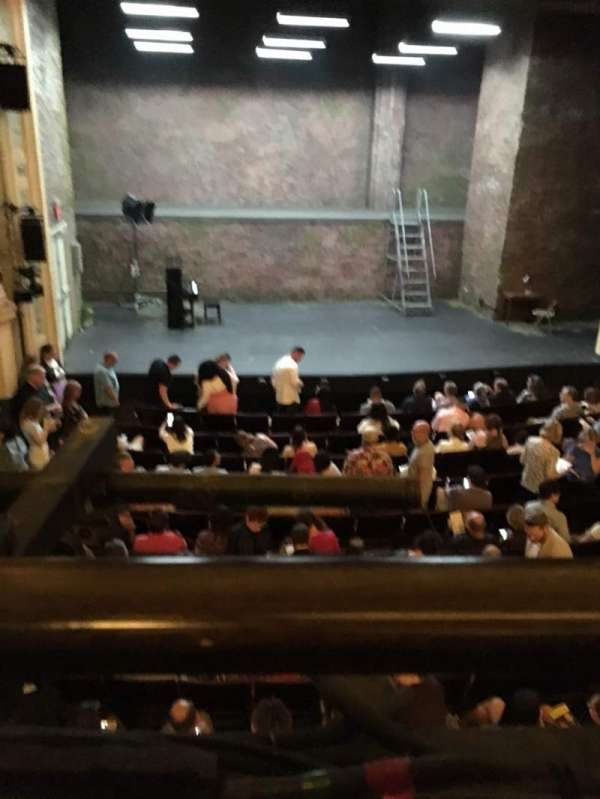 Hudson Theatre, section: Dress Circle C, row: A, seat: 102