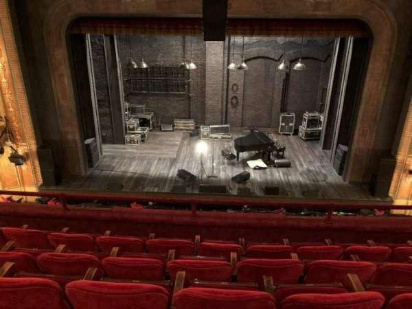 Walter Kerr Theatre Section Mezz C Row E Seat 107