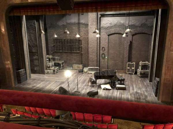 Walter Kerr Theatre, section: Mezz C, row: A, seat: 103