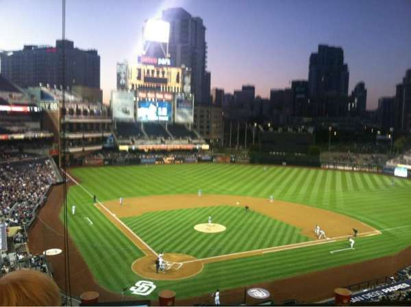 PETCO Park, section: Press Box