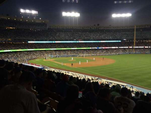 Dodger Stadium, section: 158LG, row: N, seat: 16