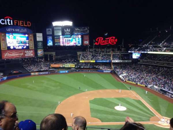 Citi Field, section: 521, row: 4, seat: 10