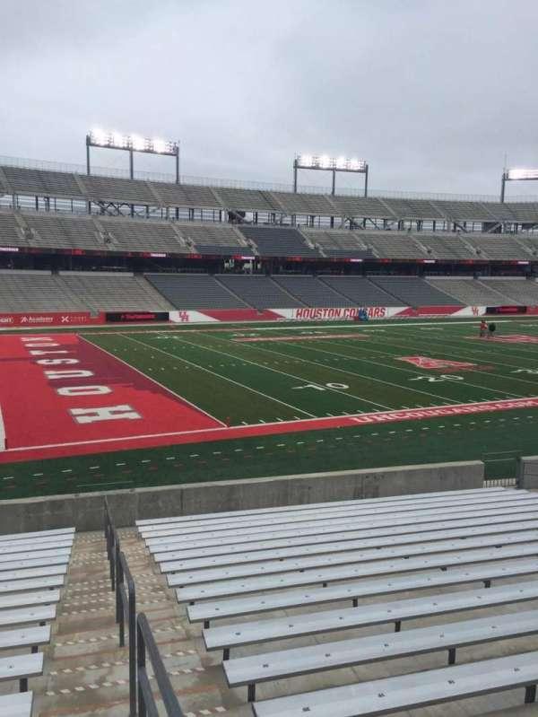 TDECU Stadium, section: 115, row: 15, seat: 2