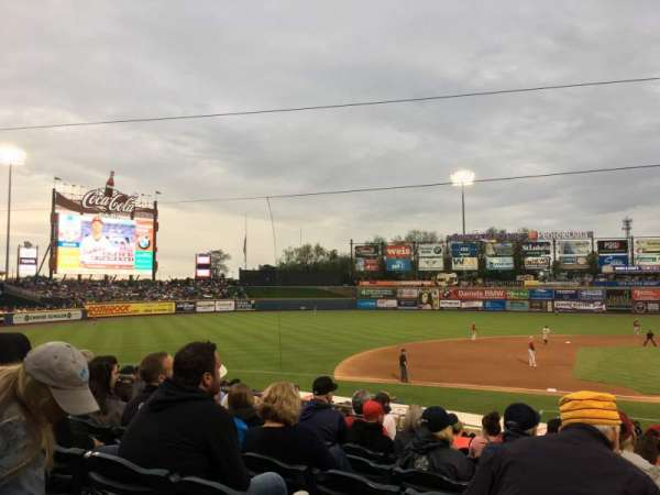 Coca-Cola Park, section: 117, row: W, seat: 13