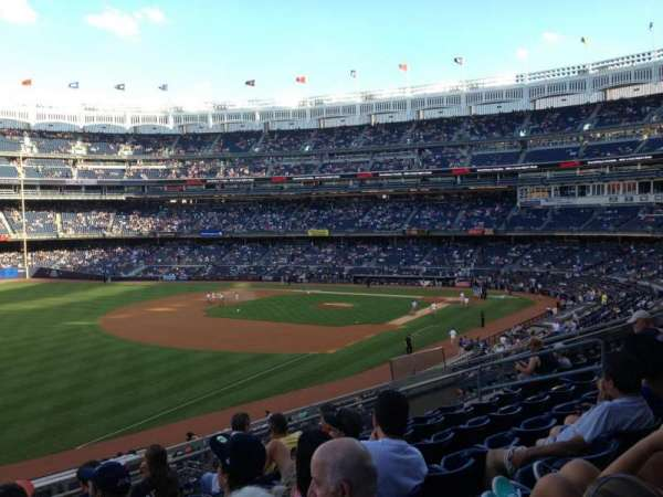 Yankee Stadium, section: 229, row: 7, seat: 13