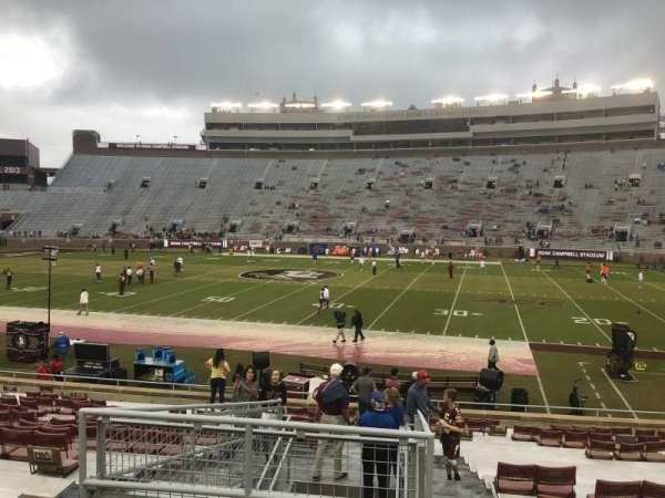 Bobby Bowden Field at Doak Campbell Stadium, section: 31, row: 23, seat: 27