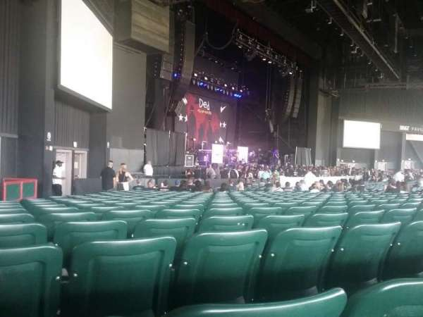 BB&T Pavilion, section: 104, row: V, seat: 32