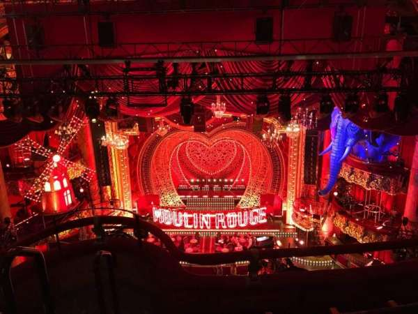 Emerson Colonial Theatre, section: BALCRC, row: D, seat: 104 And 106