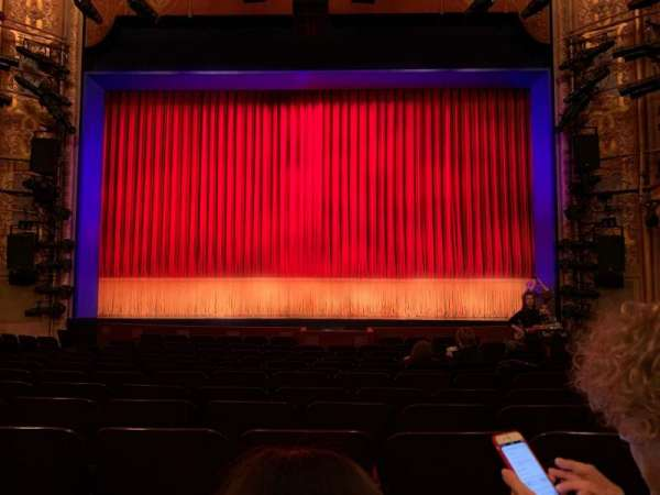 Longacre Theatre, section: Orchestra C, row: N, seat: 106 And 107