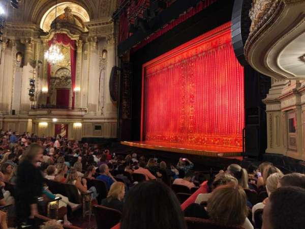Boston Opera House, section: ROBXLV, row: H, seat: 52