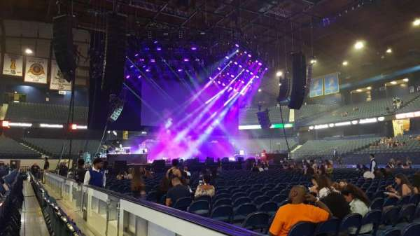 Allstate Arena, section: 102, row: BB, seat: 12