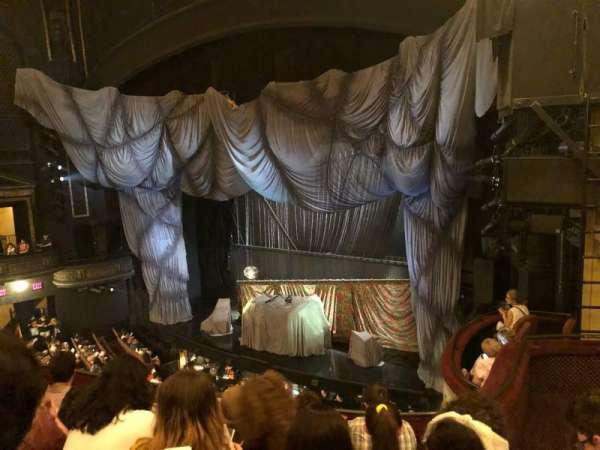 Majestic Theatre, section: FMezo, row: E, seat: 26