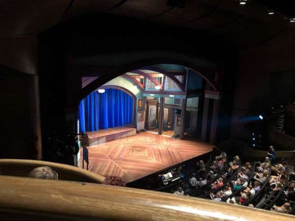 Coca-Cola Stage at Alliance Theatre, section: Lt Balc Box, row: 4, seat: B