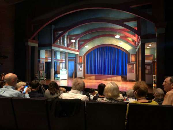 Coca-Cola Stage at Alliance Theatre, section: Right Orch, row: J, seat: 10