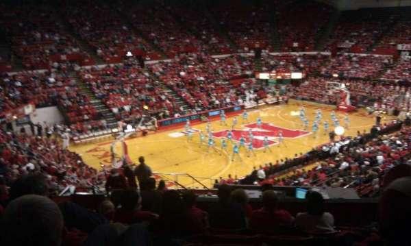 Bob Devaney Sports Center, section: c19, row: 19