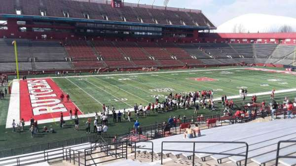 High Point Solutions Stadium, section: 130, row: 31, seat: 14