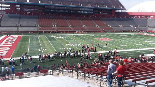 High Point Solutions Stadium, section: 129, row: 32, seat: 14
