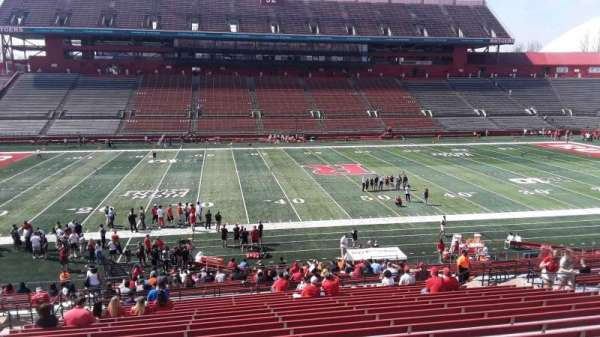 High Point Solutions Stadium, section: 127, row: 32, seat: 14