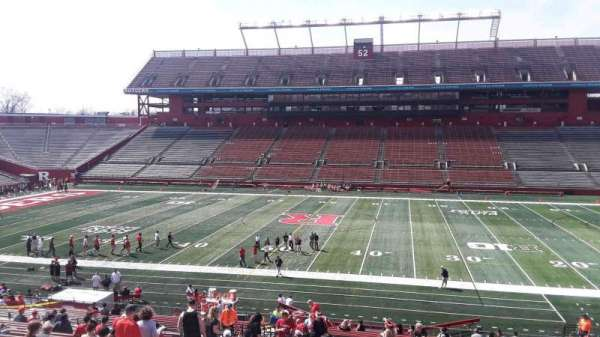 High Point Solutions Stadium, section: 125, row: 31, seat: 14
