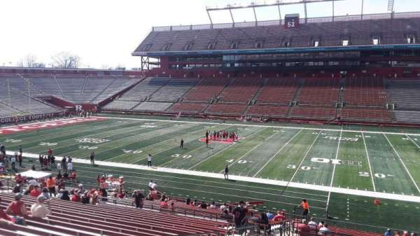 High Point Solutions Stadium, section: 124, row: 32, seat: 14