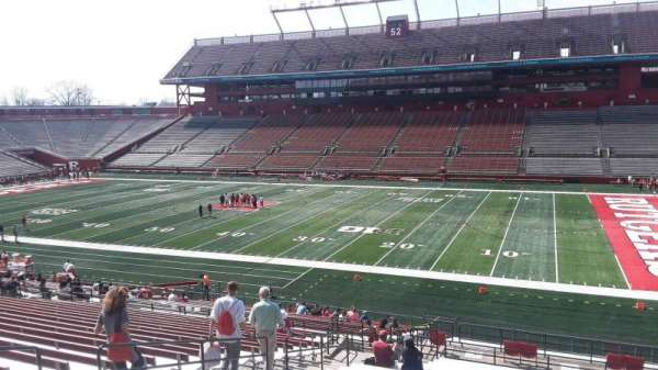 High Point Solutions Stadium, section: 123, row: 32, seat: 14