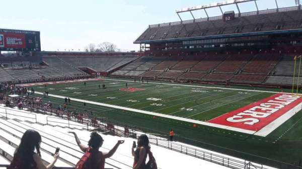 High Point Solutions Stadium, section: 121, row: 32, seat: 14
