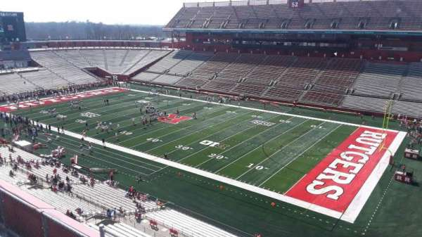 High Point Solutions Stadium, section: 217, row: 3, seat: 7