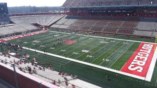 High Point Solutions Stadium, section: 218, row: 3, seat: 7