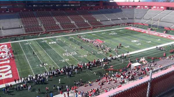 High Point Solutions Stadium, section: 228, row: 3, seat: 7