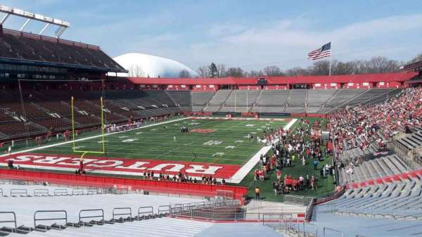 High Point Solutions Stadium, section: 135, row: 50, seat: 14