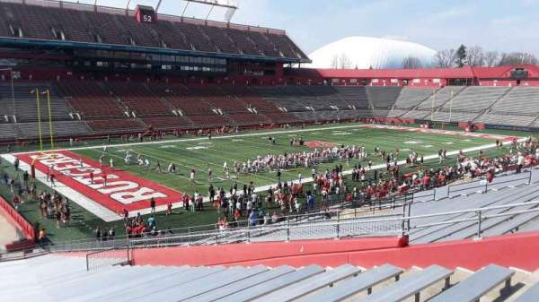 High Point Solutions Stadium, section: 131, row: 50, seat: 14