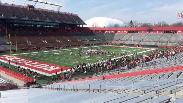 High Point Solutions Stadium, section: 132, row: 50, seat: 14