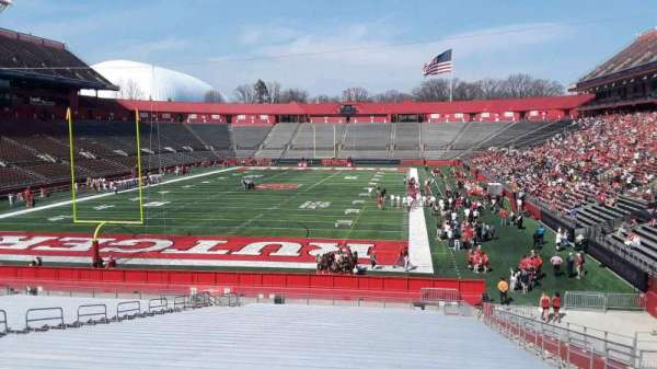High Point Solutions Stadium, section: 136, row: 39, seat: 14